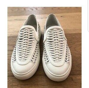 Tory Burch huarache slip on sneakers